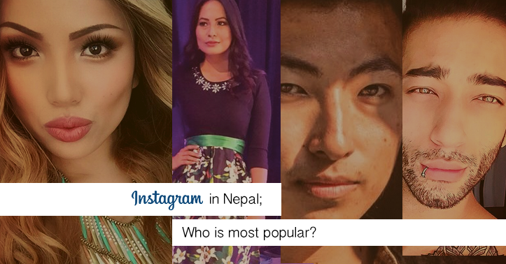 Instagram In Nepal; Who is Most Popular?